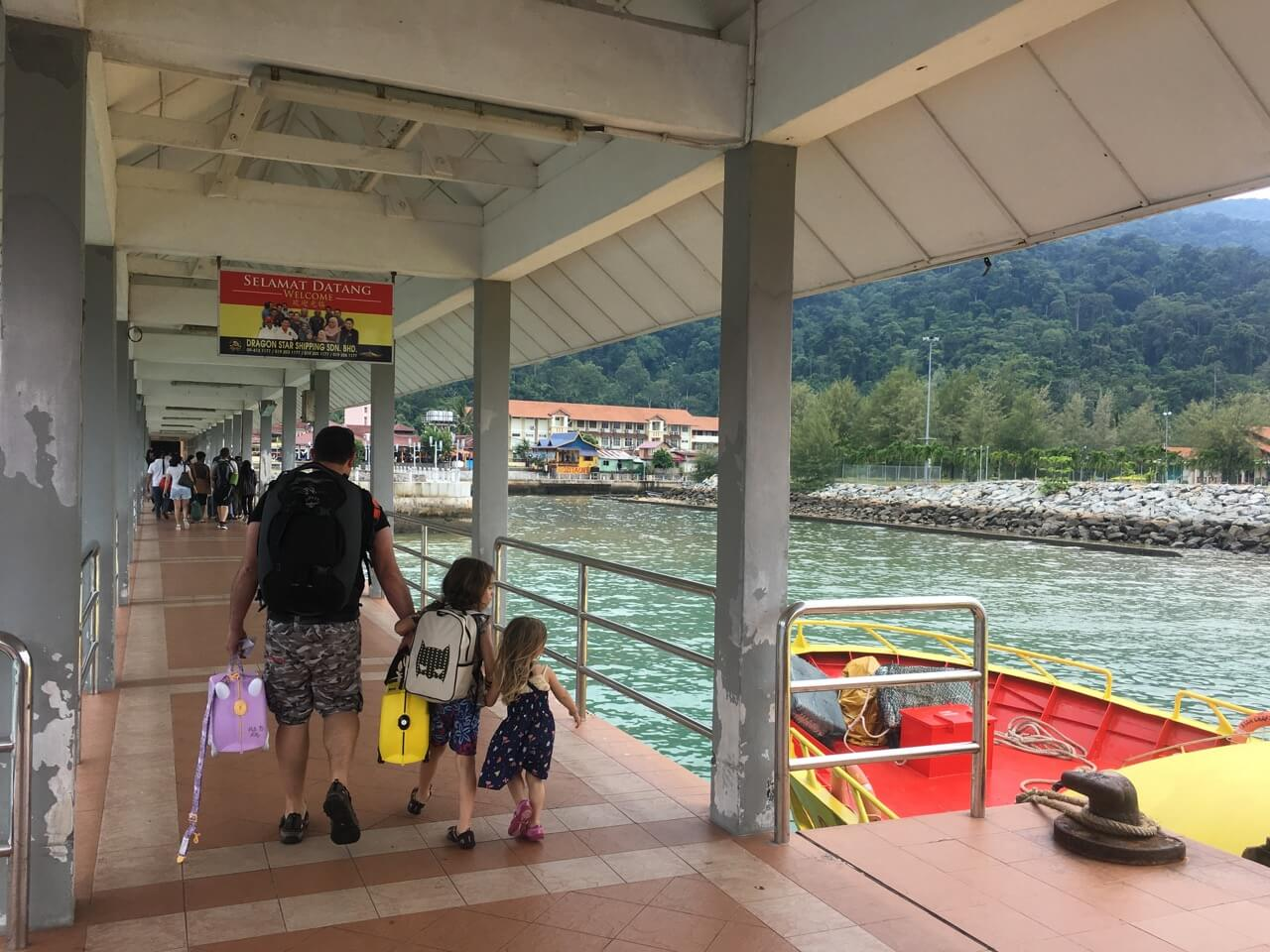 Holiday Travel with children