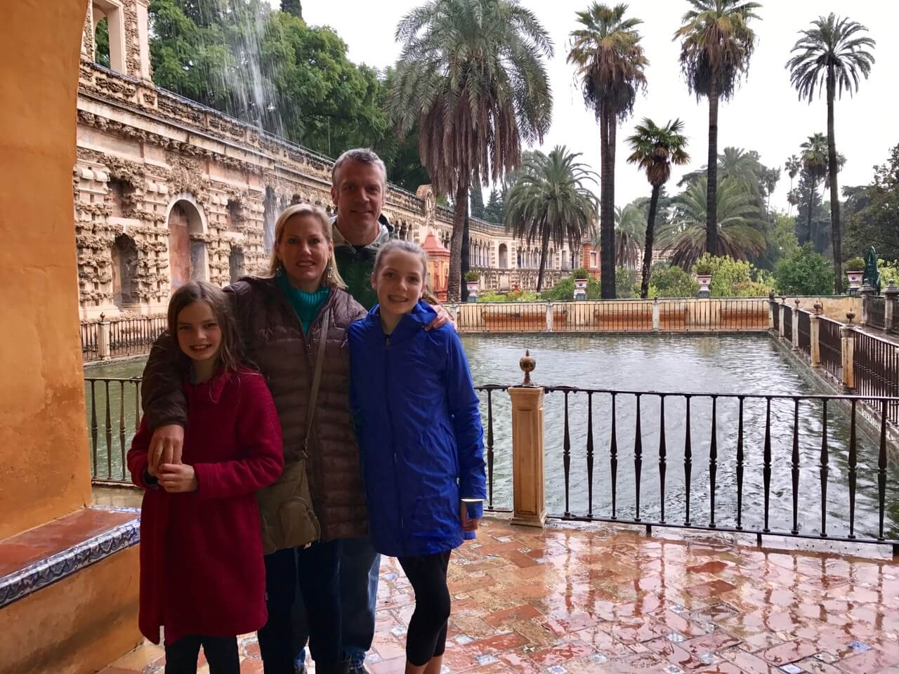 The Mindset Yes Family in Spain