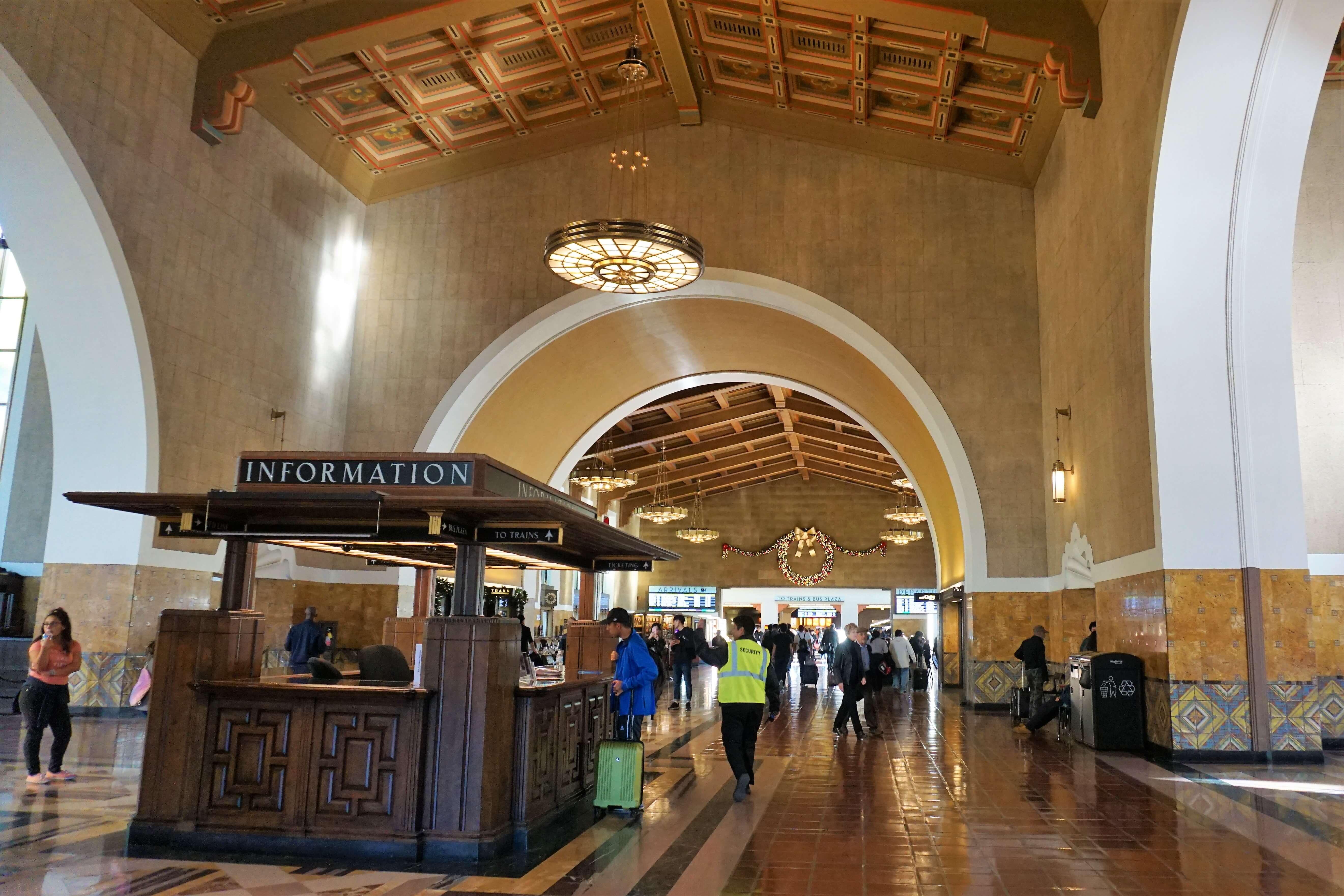 Main Hall of Union Station